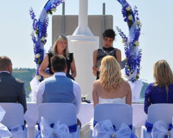 Wedding organization Iztok & Erika
