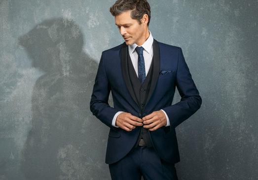 sens moške obleke