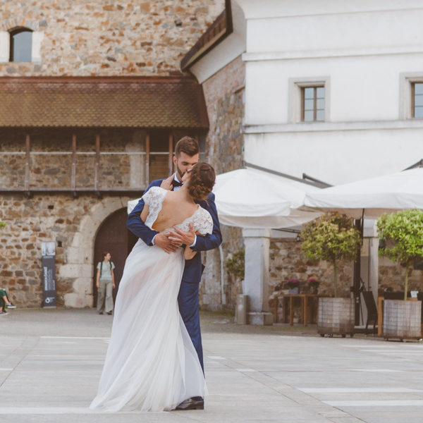 ljubljanski grad poroka