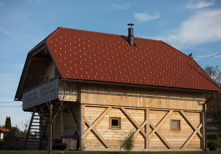 počitniška hiša Virida