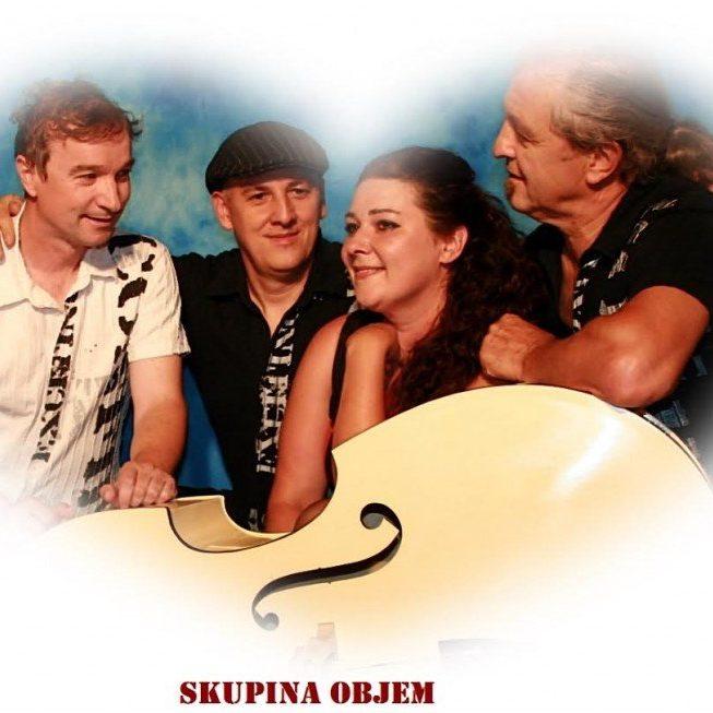 glasbena skupina objem